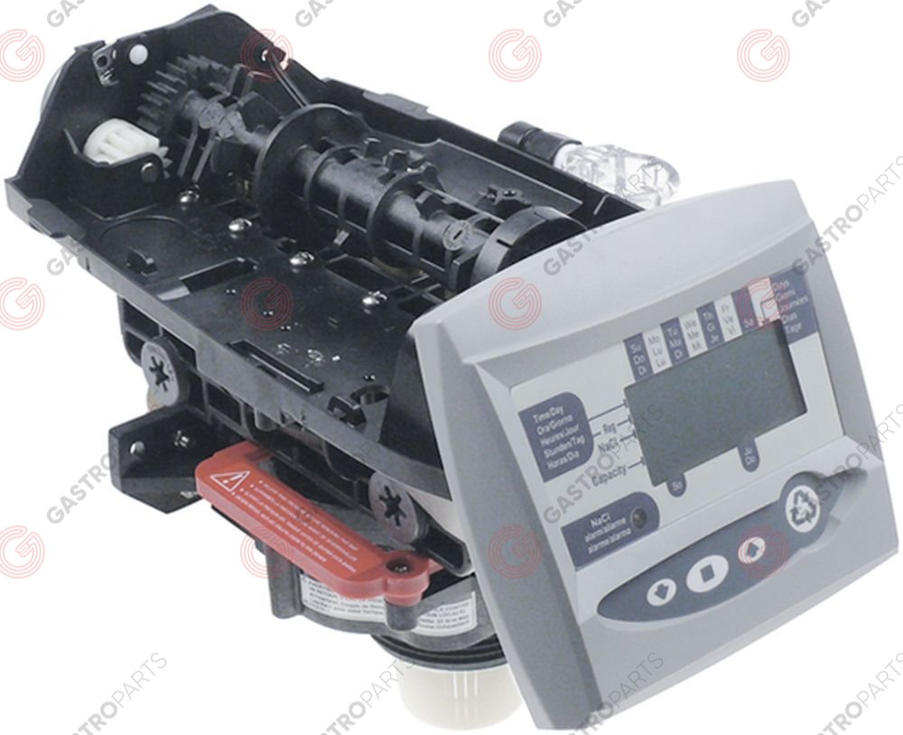 520.521, control head complete for softener suitable for