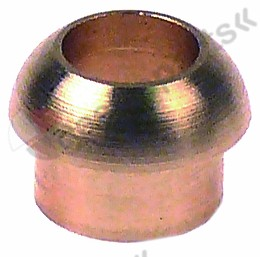 520.650, solder nipple conical ø 12mm