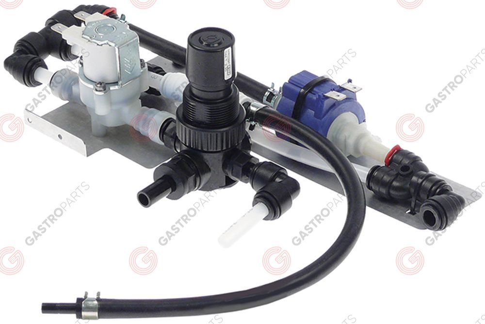 520.999, cleaning system assembly group suitable for UNOX combi-steamer