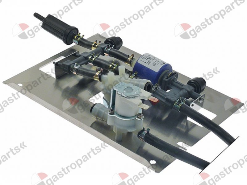 521.313, Cleaning system assembly group suitable for UNOX combi-steamer for MindMaps