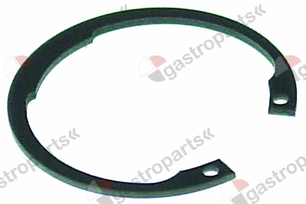 523.102, retaining ring bore o 47mm thickness 1,8mm steel