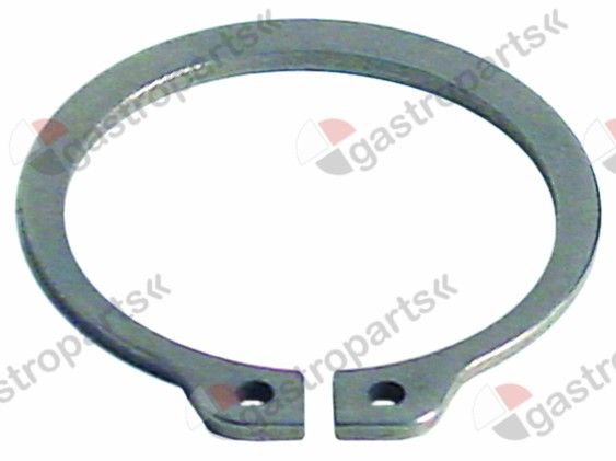 523.104, retaining ring bore o 30mm thickness 1,6mm