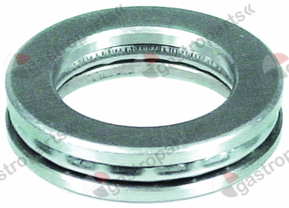523.533, thrust ball bearing type 51106 shaft o 30mm