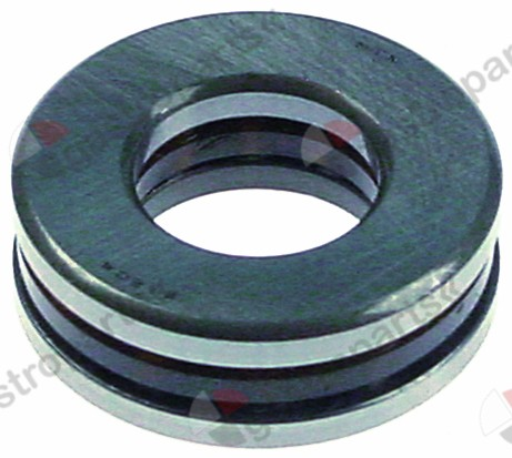 523.536, thrust ball bearing type 51204 shaft o 20mm