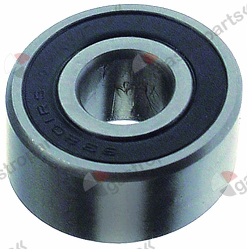 523.546, deep-groove ball bearing type DIN 3201-2RS