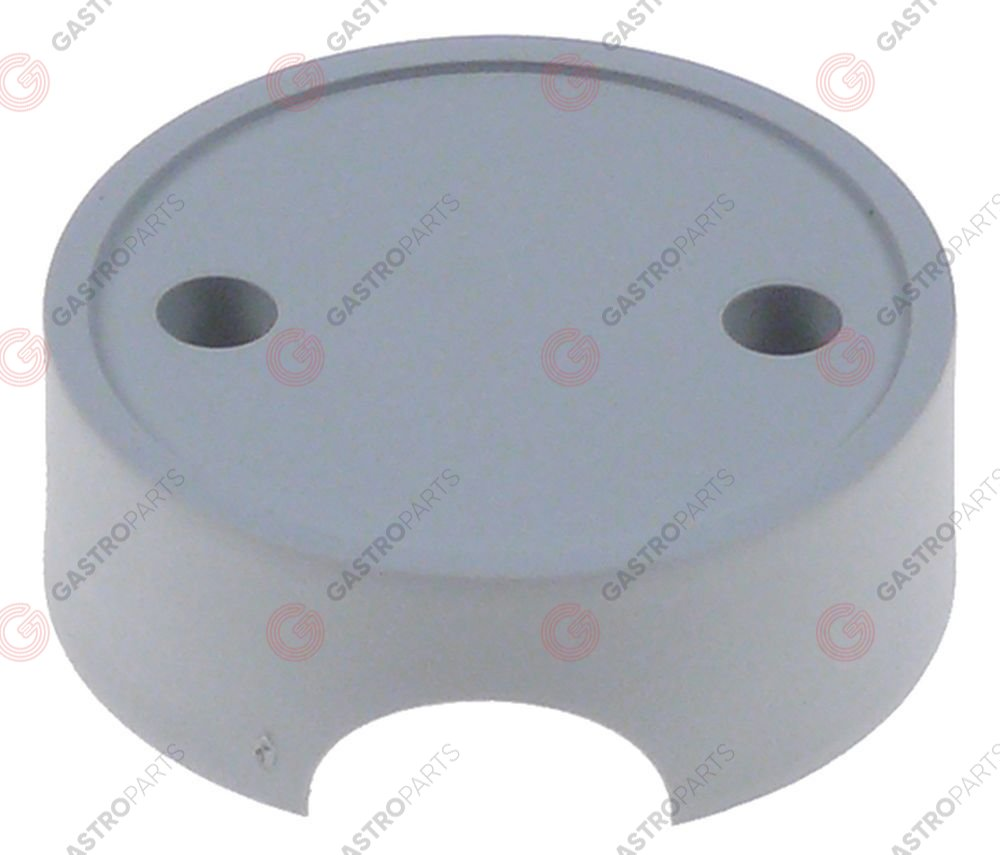 524.569, coupling back part for rinse arm o 55mm