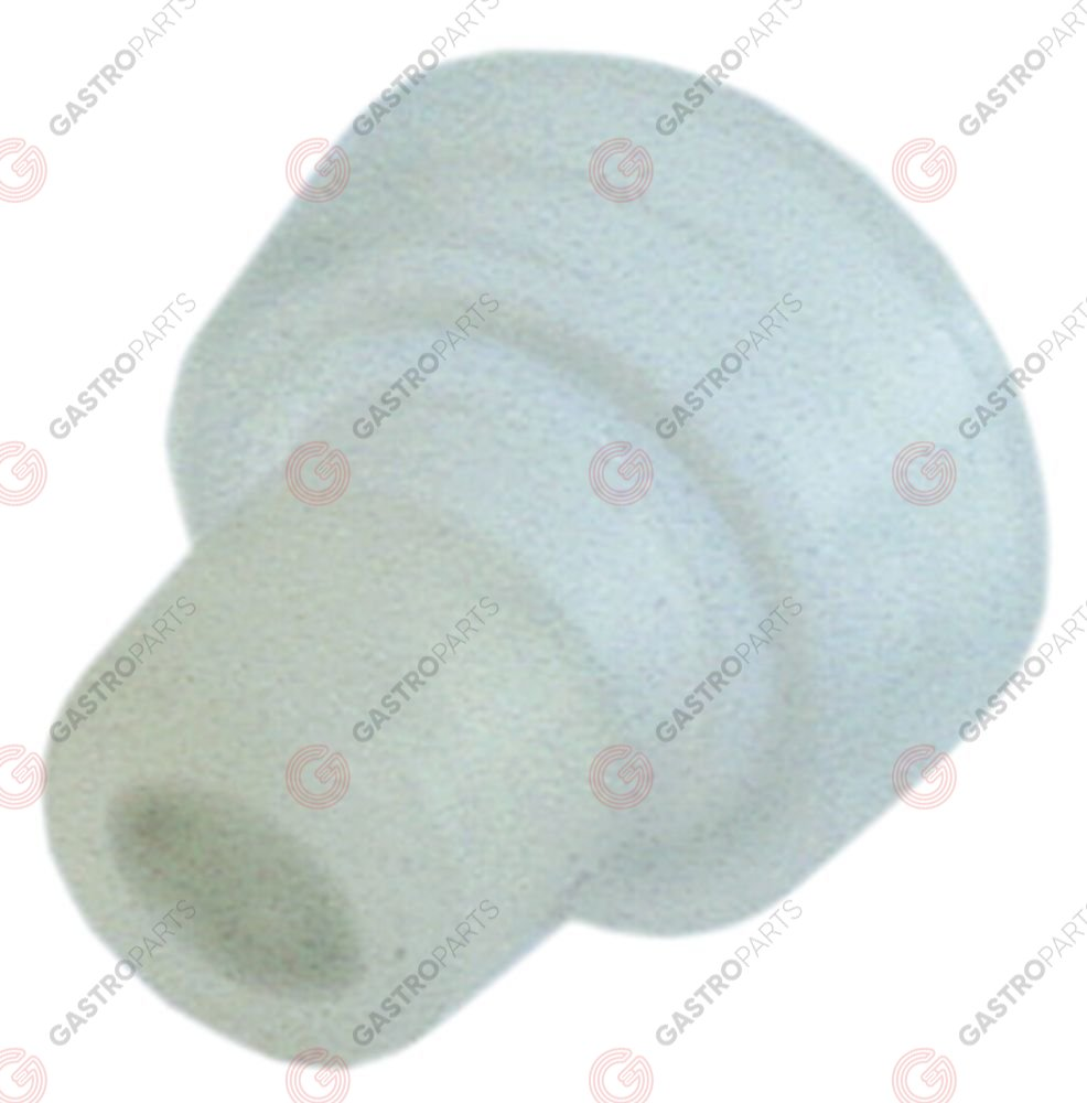 527.081, gasket for outlet tap silicone