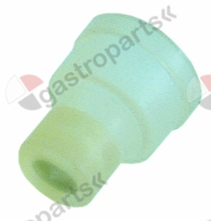 527.087, gasket for drain tap silicone