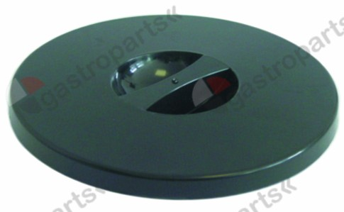 527.315, lid for coffee beans container mounting ø 200mm ø 204mm