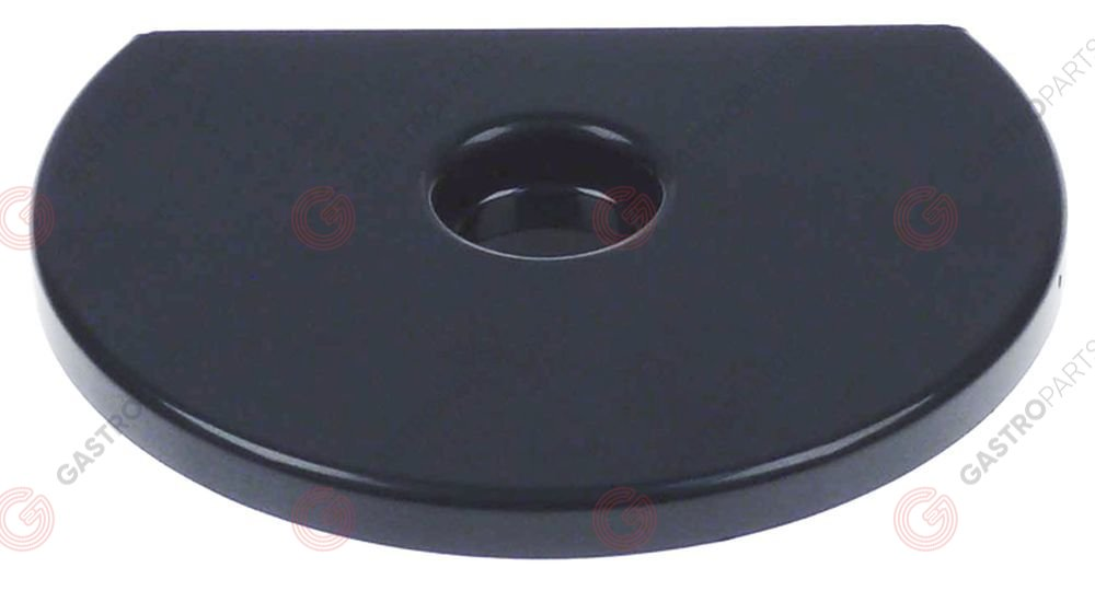 527.458, lid for dosing container o 126 mm