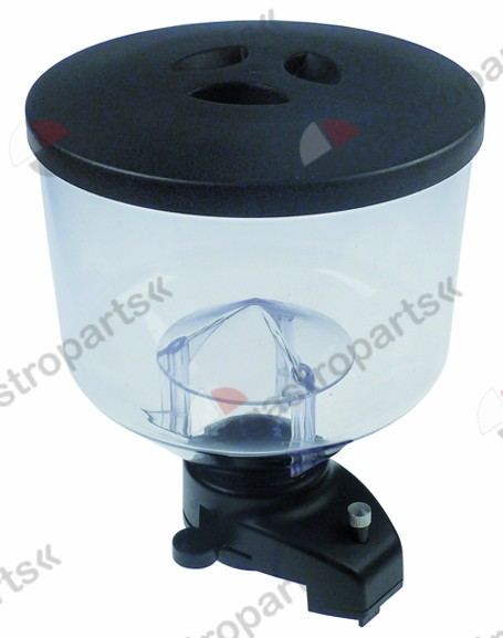 527.894, coffee beans container complete o 208 mm H 260 mm