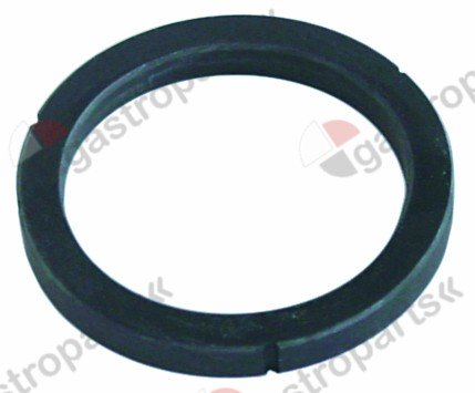 528.054, Replaced by 528958 / filter holder gasket D1 ø 72mm D2 ø 56mm H 8mmwith outside notch