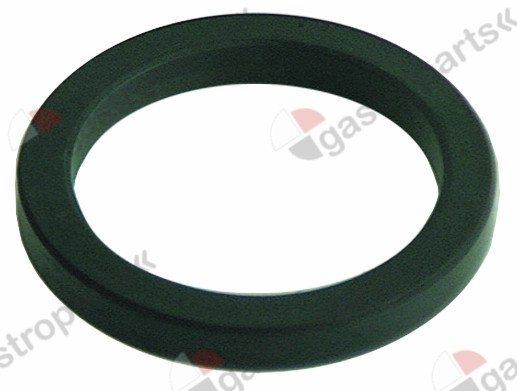 528.063, Replaced by 526667 / filter holder gasket D1 ø 72,3mm D2 ø 57,3mmH 8,5mm