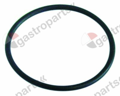 528.232, O-ring EPDM thickness 2,62mm ID ø 71,12mm Qty 1 pcs