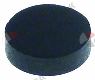 528.452, sealing disc D1 ø 14mm thickness 3,5mm rubber