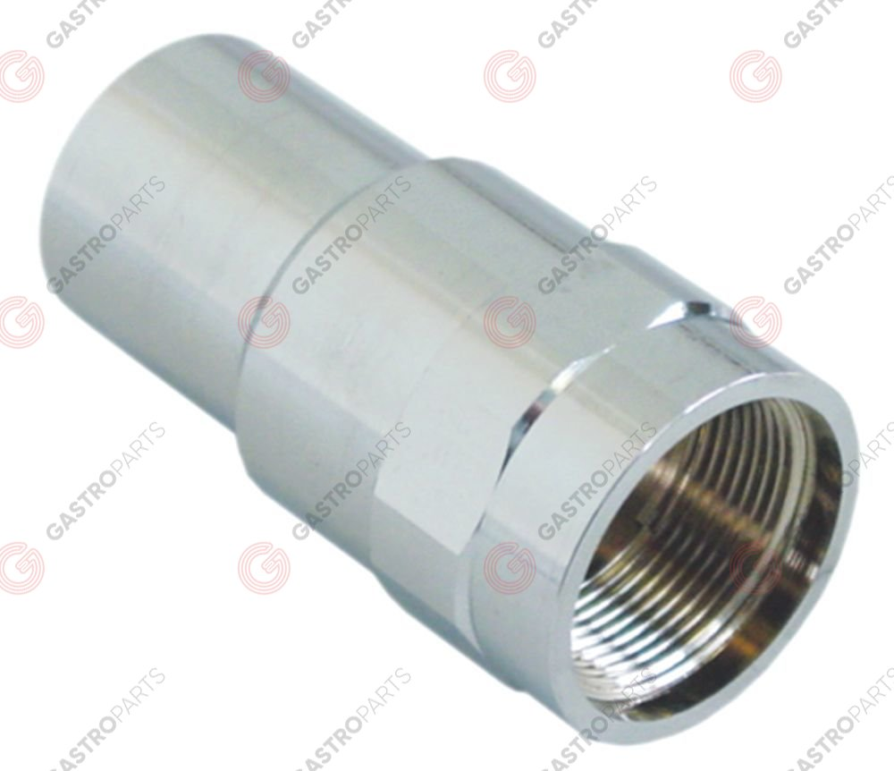 528.534, drain pipe thread M30x1.5 T1: 1/2