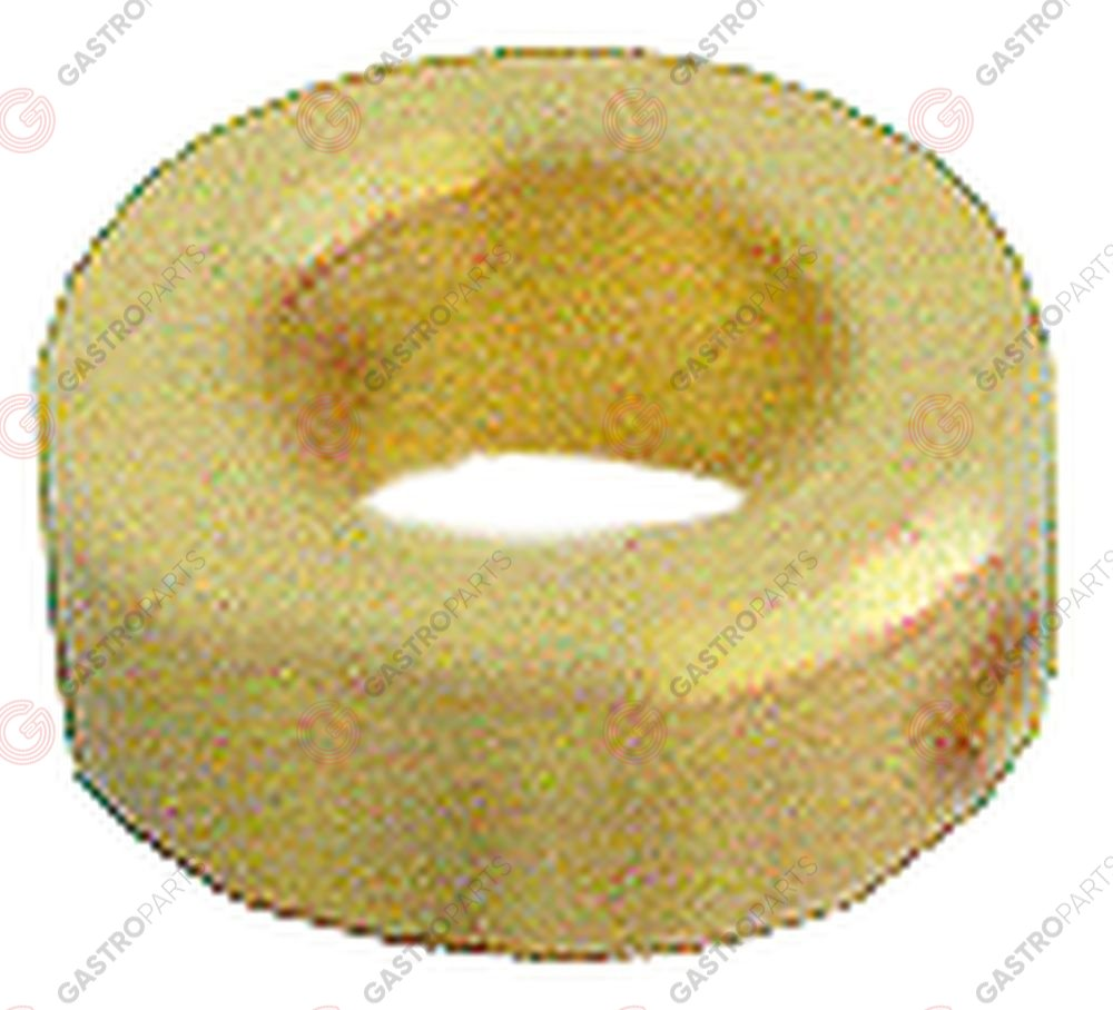 528.546, adjusting ring for brewing unit suitable for FAEMA series E64, E66, P4, P6