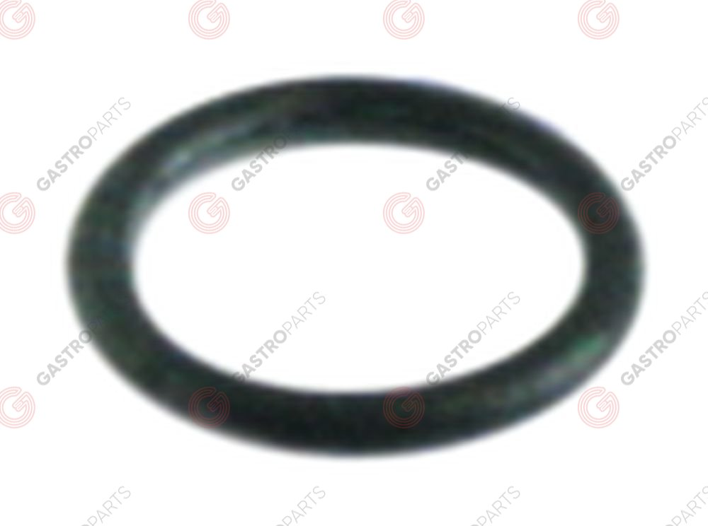 528.607, O-ring Viton thickness 1,78mm ID ø 12,42mm Qty 1 pcs