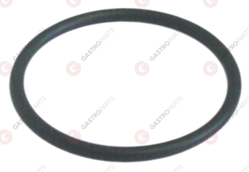 528.852, O-ring EPDM śr. wew. 39,8mm grubość 3mm
