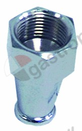 529.001, filter holder spout thread 3/8