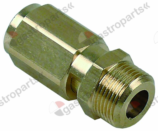 529.308, safety valve connection M19x1 triggering pressure 1,8bar