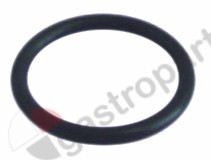 529.498, O-ring EPDM śr. wew. 18,72mm grubość 2,62mm