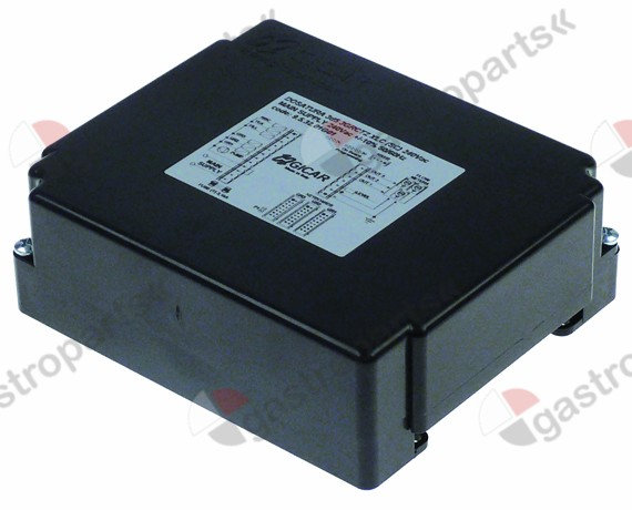 529.950, central unit doser 3 groups voltage 240 AC type 3d5 3GRCTZ XLC (SC) 50/60Hz