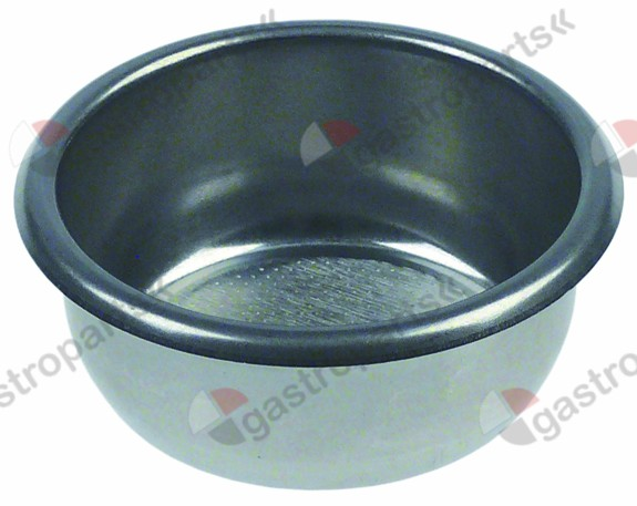 529.973, coffee filter o 70 mm mounting o 60 mm H 28 mm