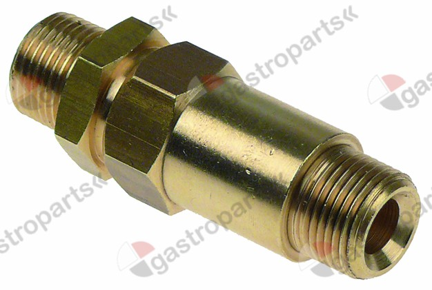 529.993, non-return valve inlet 3/8