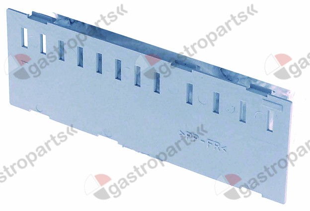 530.003, casing cover for PCB plastic