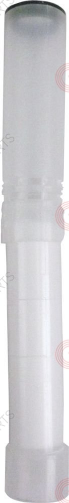 530.198, filter insert EVERPURE type SS-10 capacity 60000l flow rate 360l/h operation pressure max 8,6bar