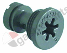 530.403, backflush valve type CABLT/MINI/MAXI code 9