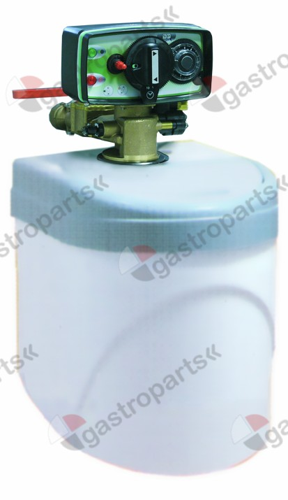 530.814, No longer available / softener automatic type CA8ACcontainer capacity 12l amount of resin 8l