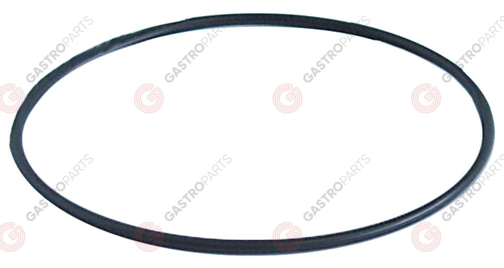 532.491, O-ring EPDM śr. wew. 120,2mm grubość 3,53mm