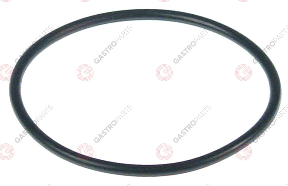 532.511, O-ring EPDM śr. wew. 60mm grubość 3mm
