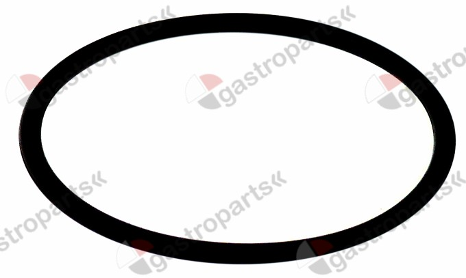 532.525, No longer available / O-ring Viton thickness 3,53mm ID ø 61,91mmQty 1 pcs