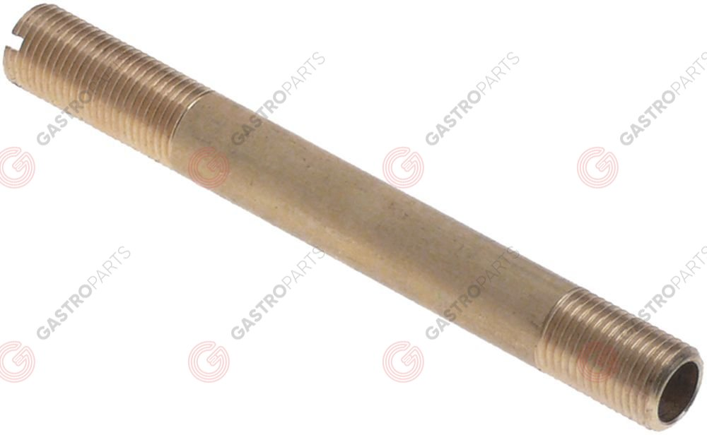 540.435, threaded rod thread M10 hollow