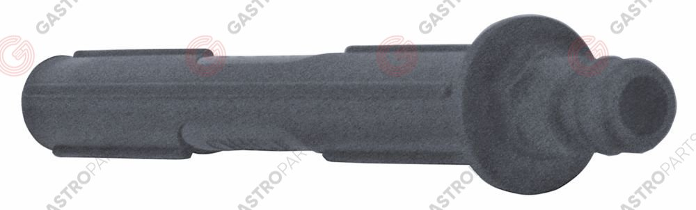540.536, foam lance connection snap-on connection plastic total length 182mm