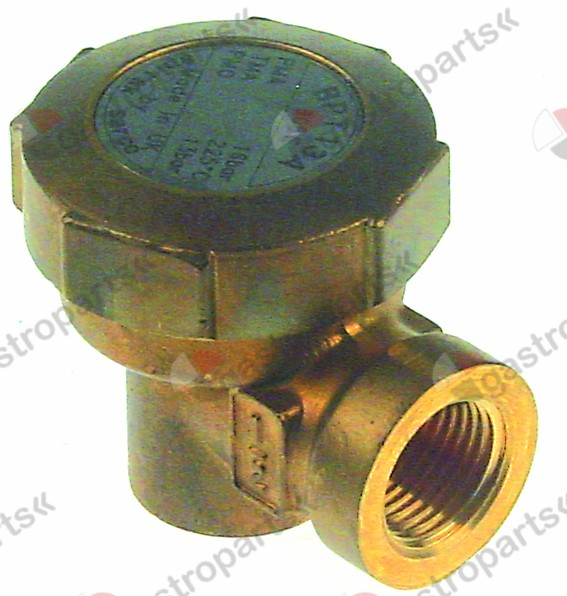 540.784, thermostatic steam trap 1  type BPT13A brass