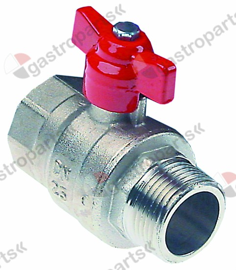 540.983, ball valve connection 1  IT - 1  ET DN25