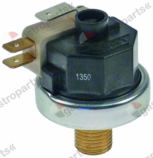 541.020, pressure control ø 38mm pressure range 0.5-1.2bar coffee machine parts pressure connection vertical