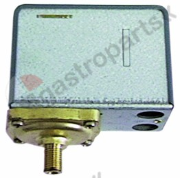 541.021, pressure control pressure range adjustable 0.5-1.4bar