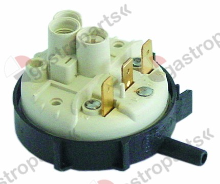 541.134, Replaced by 541133 / pressure control pressure range 60/25mbarconnection male faston 6.3mm ø 58mm