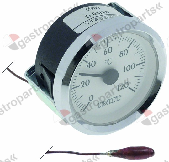 541.794, thermometer mounting o 52mm t.max. 120°C