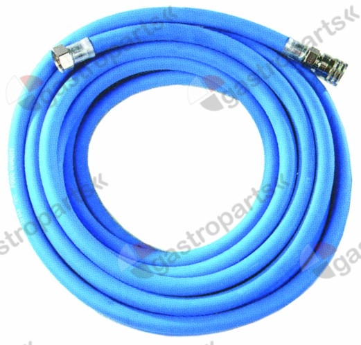 542.058, water hose L 15m 60-70°C connections 3/4