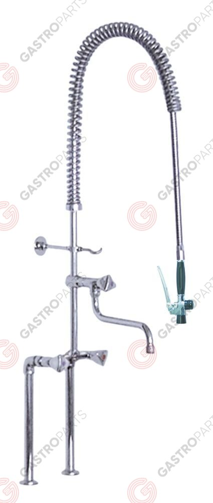 542.263, pre-rinse unit Exklusiv with swivel tap GASTROTOP