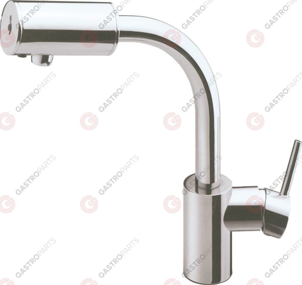 542.995, monobloc tap battery powered