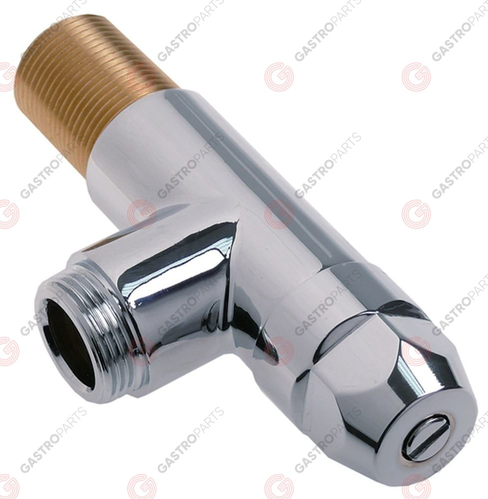 543.287, angle valve inlet 3/4  outlet 3/4