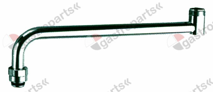 547.740, extension for outlet L 300mm