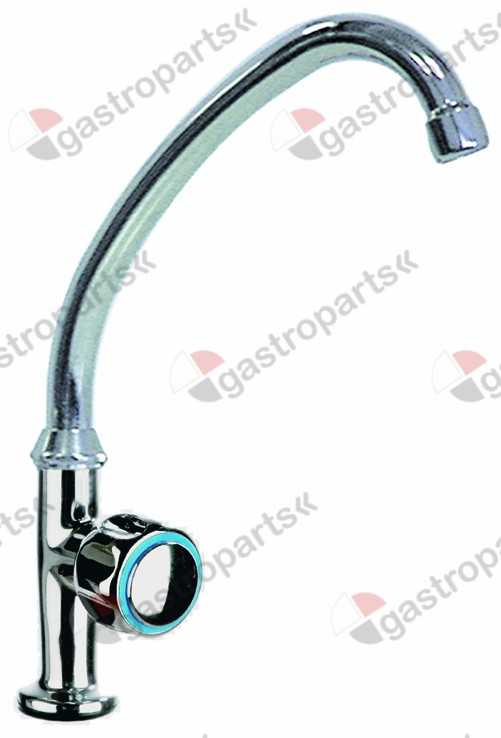 547.814, swivel tap spout projection 155mm